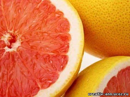 грейпфрут масло